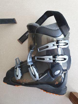 Botas de esquí Rossignol con funda