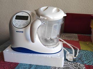 Robot cocina bebé Miniland Chefy 5