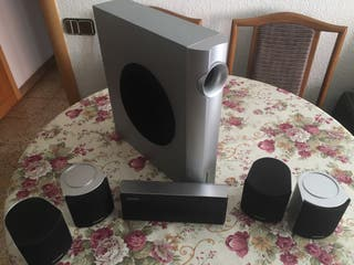 Altavoces home cinema Pioner Dv333