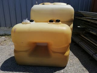 Depositos para gasoil de 1000 - 1500 - 2000 litros