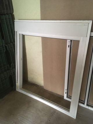 Ventanas aluminio correderas con persiana