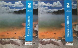 Llibres de Física i Química 2 ESO