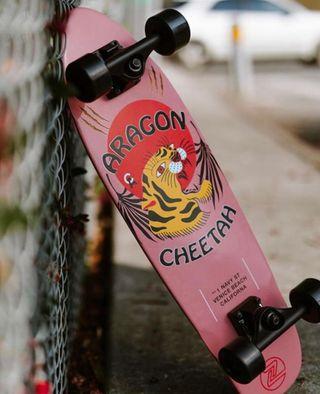 """Cruiser Z flex 27"""" aragon cheetah"""