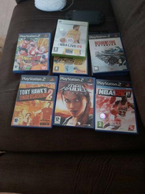 Wii+Psvita+pack juegos wii y ps2