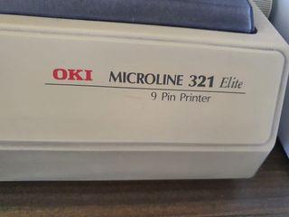 Impresora Agujas OKI