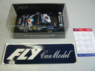 Chrysler Viper Fly A-206 (88113) (Scalextric)