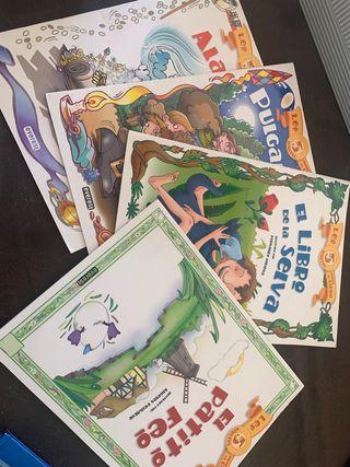 Libros infantiles. Cuentos clasicos