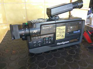Videocámara Sony Handycam Digital CCD-V50E