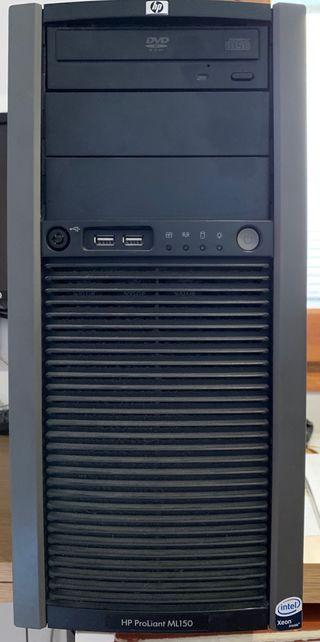 Servidor HP Proliant ML150