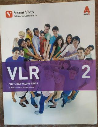 Llibre Cultura i Valors Ètics 2 ESO