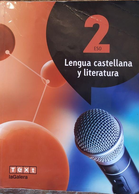 Llibre Lengua Castellana y Literatura 2 ESO