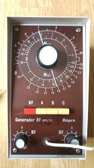 Generador de Frecuencias AHFA RF GRF/21