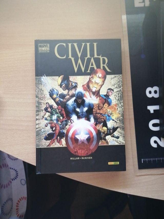 Comic civil dar edición deluxe