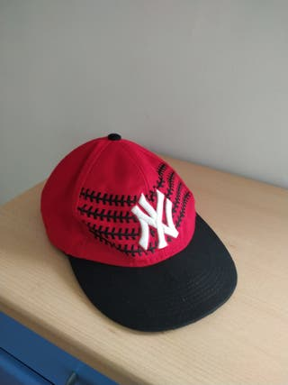 gorra de new york