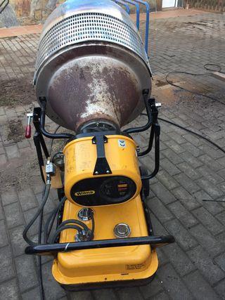 Calefactor industrial Wilms diesel