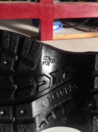 zapato de seguridad Panter talla 39