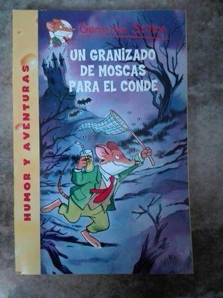 Colección infantil Geronimo Stilton