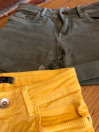 Dos shorts
