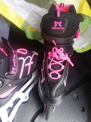 patines en linea mujer