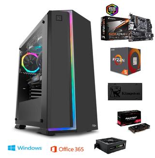 PC GAMING RYZEN 5 3600 RX 5600 XT
