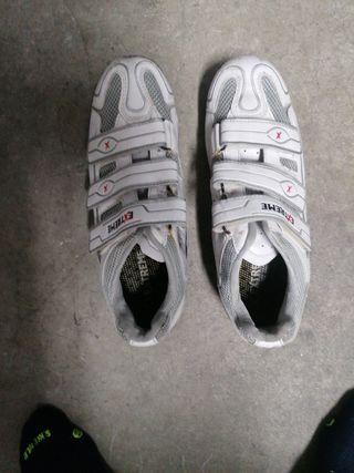 zapatillas de bicicleta carretera
