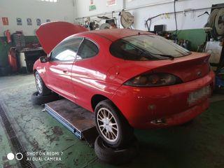 despiece ford puma motor FHF