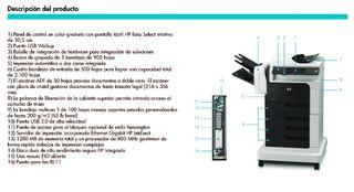 Fotocopiadora HP LaserJet M4555 MFP