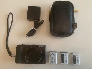 Cámara fotos compacta Sony DSC HX60V