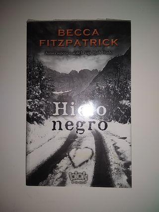 HIELO NEGRO BECCA F. LIBRO JUVENIL. AMAZON:15€