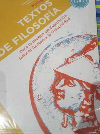 TEXTOS FILOSOFÍA 2°Bachiller .ANAYA.