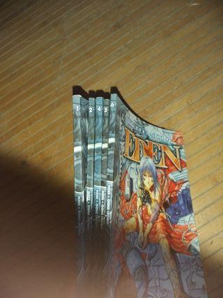 5 Cómics Manga