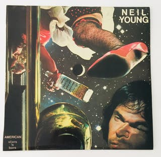 NEIL YOUNG Disco Vinilo LP