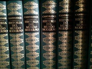 HISTORIA MUNDO MODERNO, Cambridge, Ed. Sopena