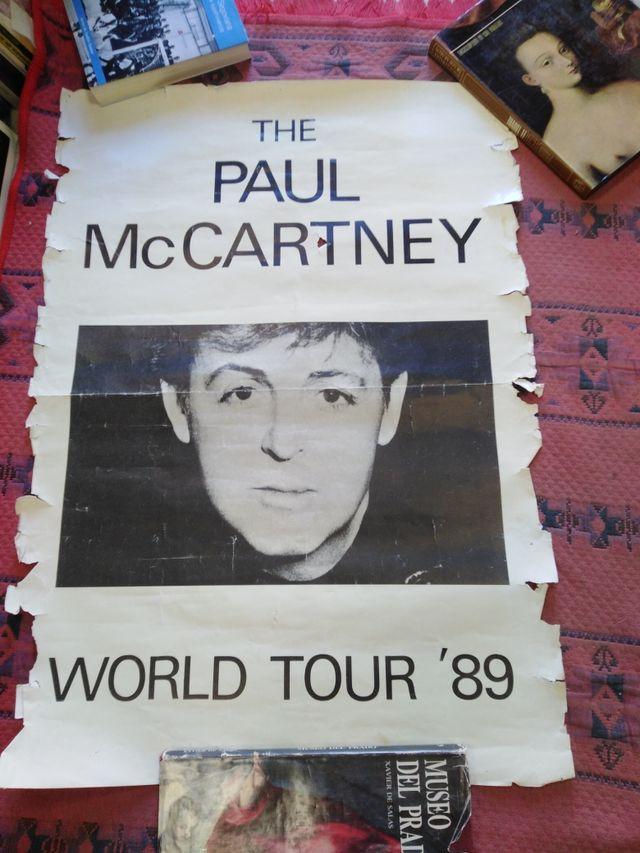 Póster PAUL McCARTNEY