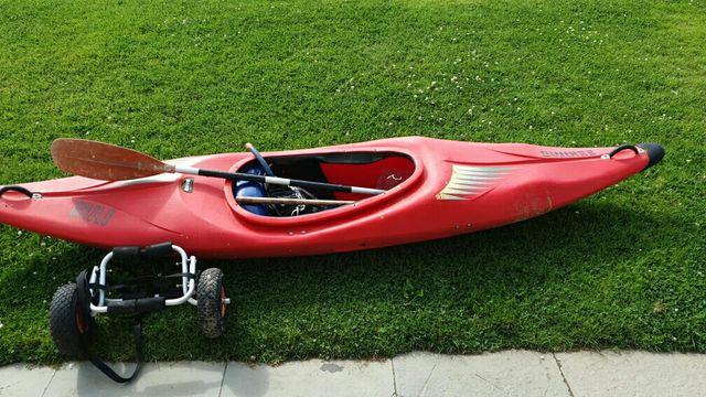 vendo kayak 180€