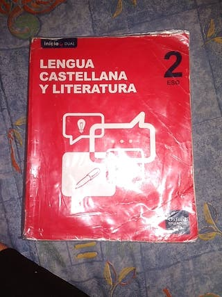 libro lengua 2de eso