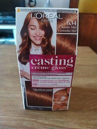 tinte cabello casting creme gloss