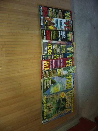 Colección de 11 revistas