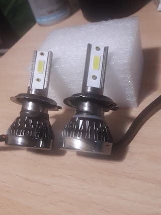 BOMBILLAS H7 LED