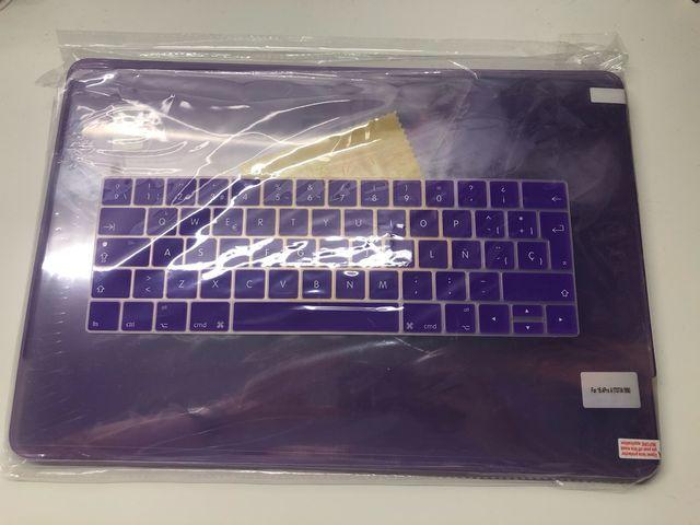 Funda/carcasa MacBook Pro 15 pulgadas NUEVA