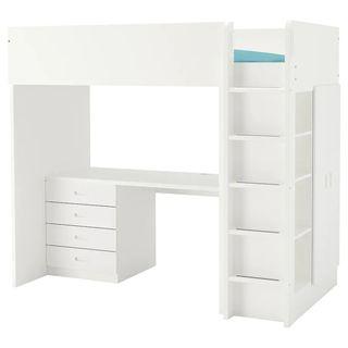Cama - escritorio STUVA - IKEA