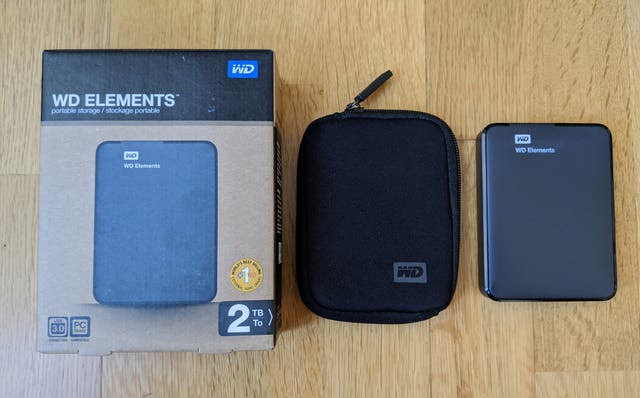 Western Digital Elements 2TB USB 3.0 Disco Duro