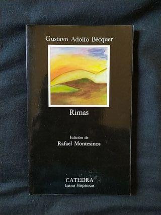 Rimas. Gustavo Adolfo Bécquer