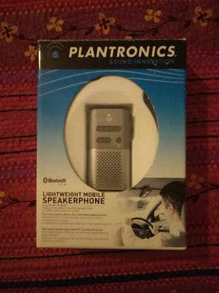 MANOS LIBRES BLUETOOTH PLANTRONICS