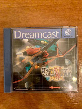 Giga Wing - DREAMCAST juego