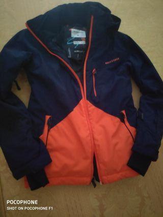Quiksilver chaqueta esqui niño
