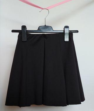 Falda negra Brandy Melville
