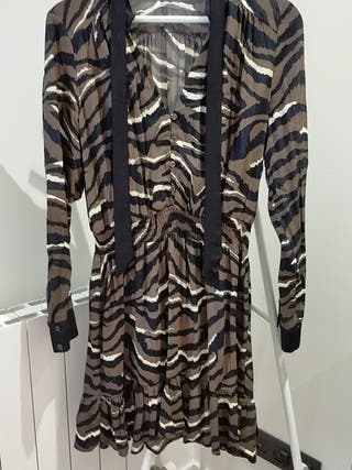 vestido Zara corto