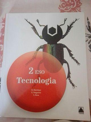 libro de tecnologia 2n ESO