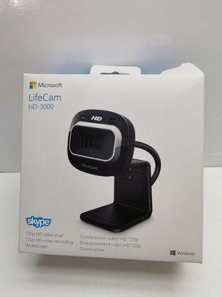 WebCam Microsoft HD 3000 USB